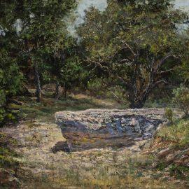 Rock Ledge, Spring Creek, Center Point, Texas