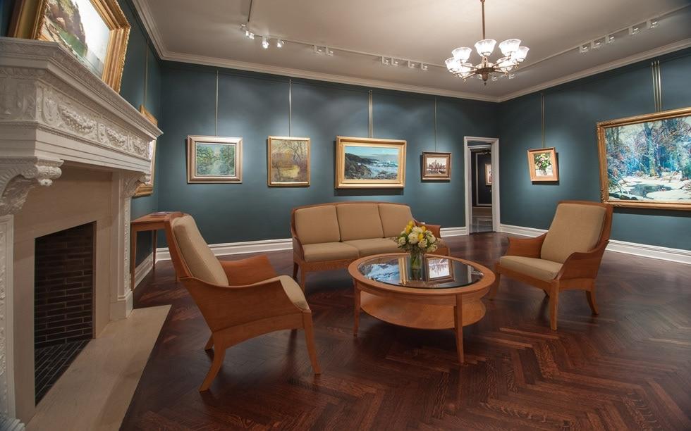 Showroom at Questroyal Fine Art
