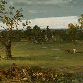 At Pasture