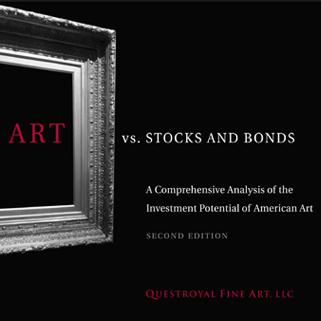 Art vs. Stocks and Bonds
