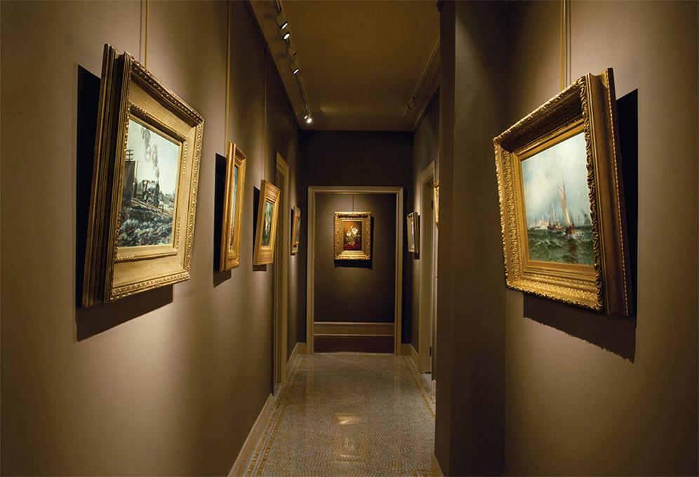 American Art Gallery Art Dealer Nyc