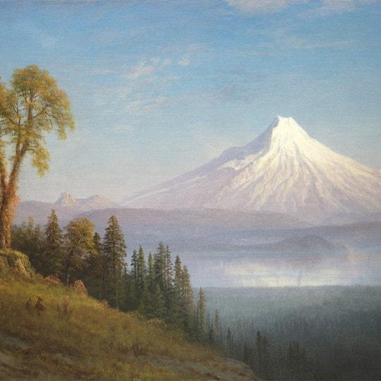 Mount St. Helens, Columbia River, Oregon