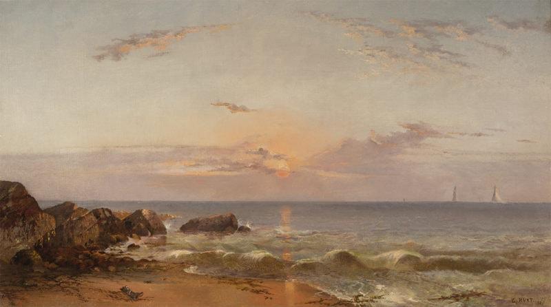 Breezy Point, Seaside Park, Bridgeport, Connecticut