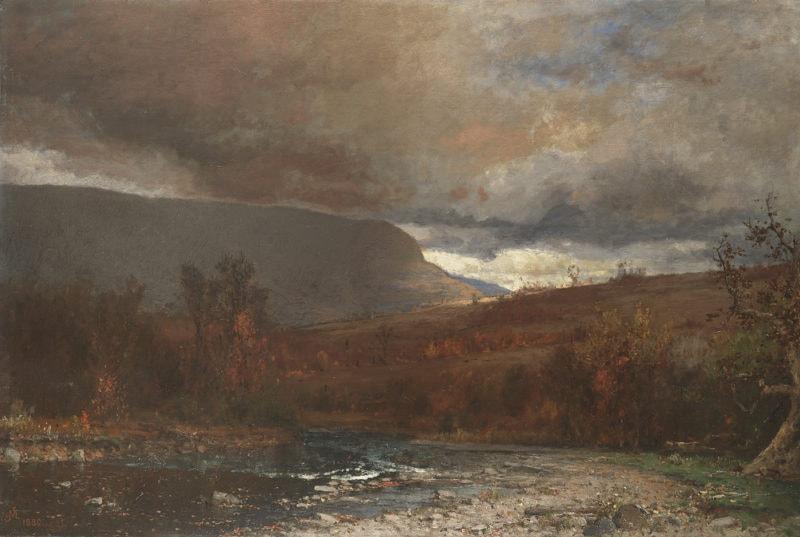 Catskill Twilight