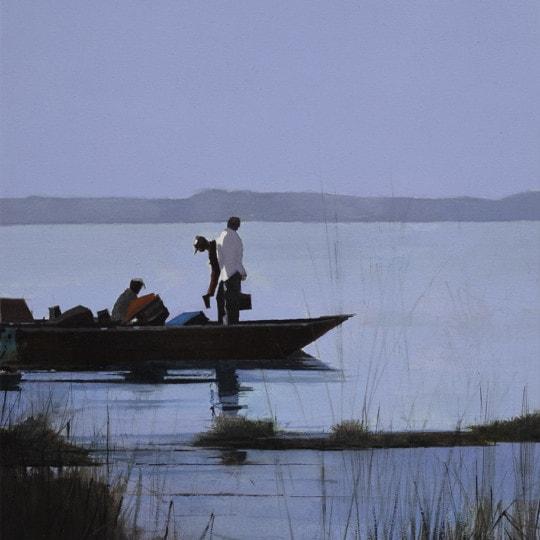 Fishing on the Gulf
