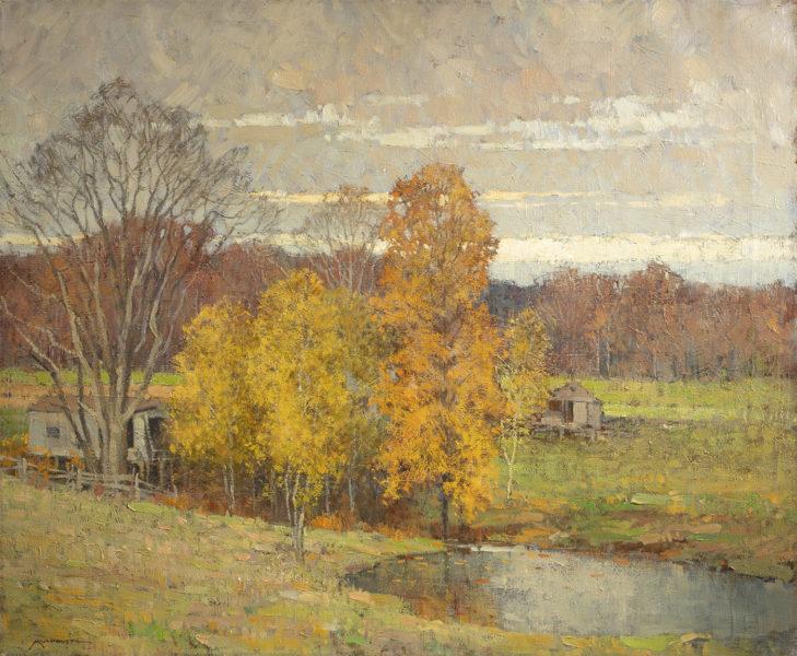 Autumn, Ipswich