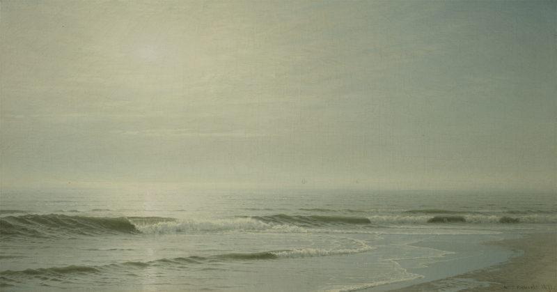 Seascape near Atlantic City