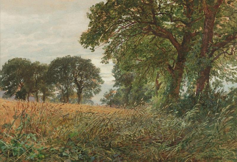 Tennyson's Farm, Farringford, Isle of Wight