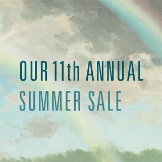 11th Annual Summer Sale