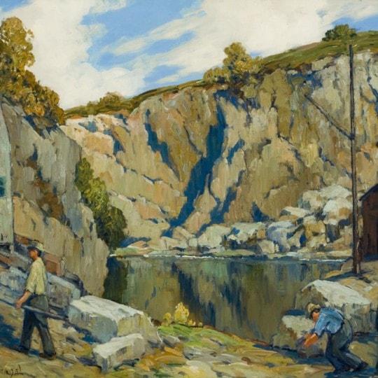 The Quarry, New Harbor Maine