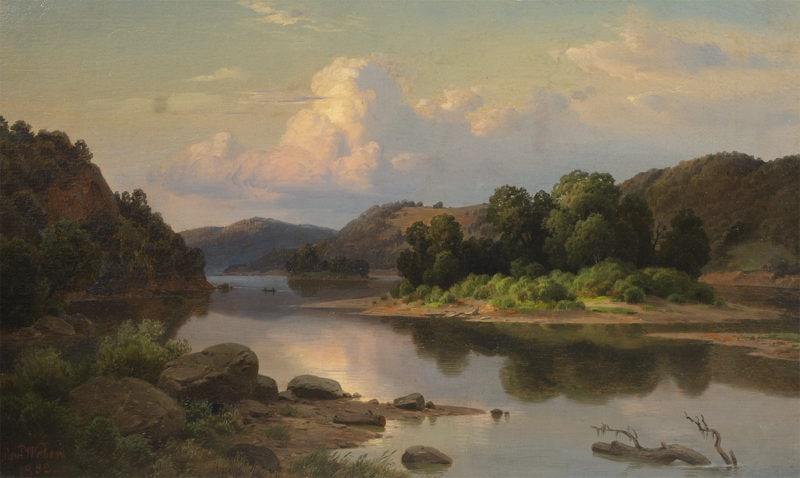 Placid River