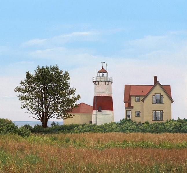 CAPTIVATING SHORES: Tom Yost Reveals Connecticut's Coast