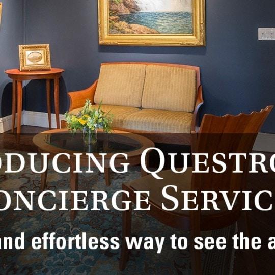 Introducing Questroyal's Concierge Services